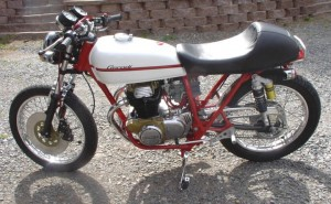 Mother's Worry - 1975 Honda CB360T