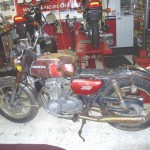 1973 Honda CB350F - Troubled Past