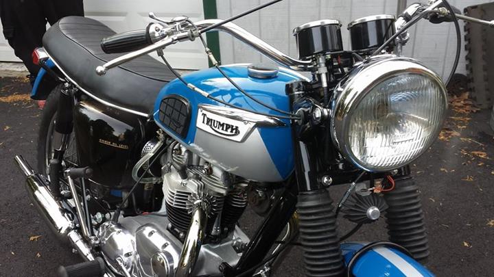 Bmw Of Murray >> 1968 Triumph 650 Trophy Sport Restoration by Cold Hearted ...